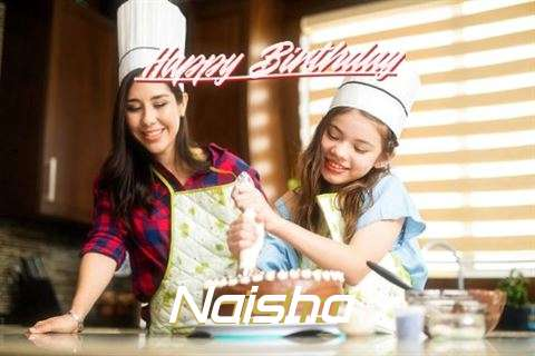 Birthday Images for Naisha