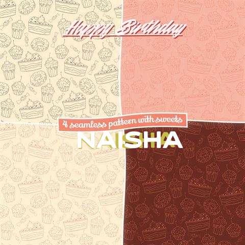 Happy Birthday to You Naisha