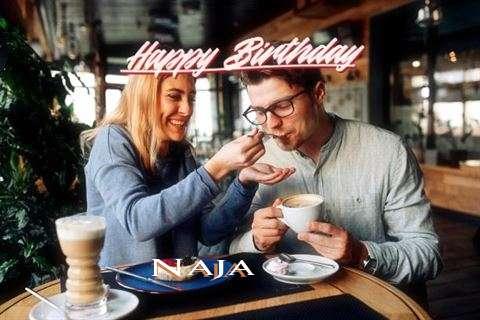 Happy Birthday Wishes for Naja