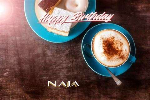 Happy Birthday to You Naja
