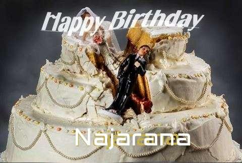 Happy Birthday to You Najarana