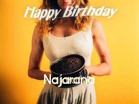 Wish Najarana