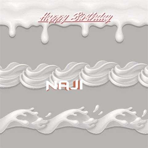 Happy Birthday to You Naji