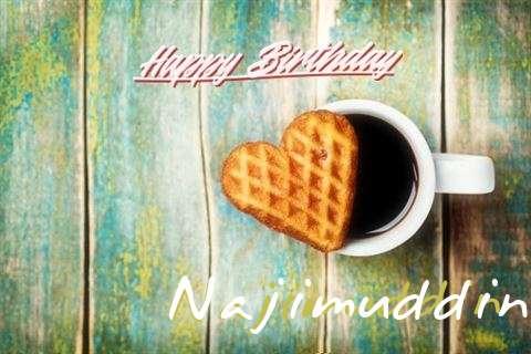Birthday Wishes with Images of Najimuddin