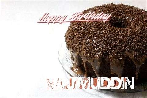Birthday Images for Najimuddin