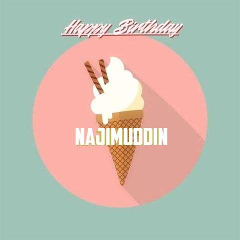 Najimuddin Birthday Celebration