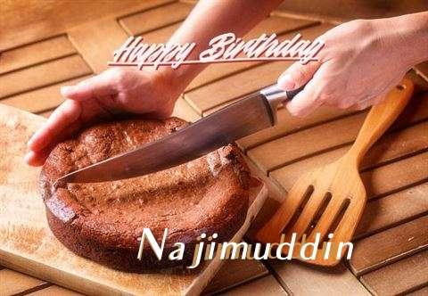 Happy Birthday Wishes for Najimuddin