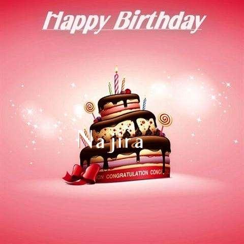 Birthday Images for Najira