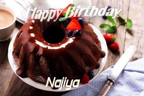 Happy Birthday Najiya