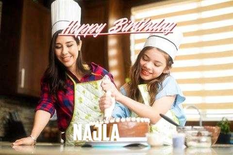 Birthday Images for Najla