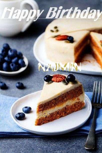 Happy Birthday Wishes for Najmin