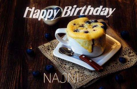 Happy Birthday Najni