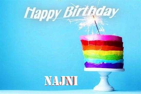 Happy Birthday Wishes for Najni