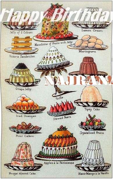 Najrana Cakes
