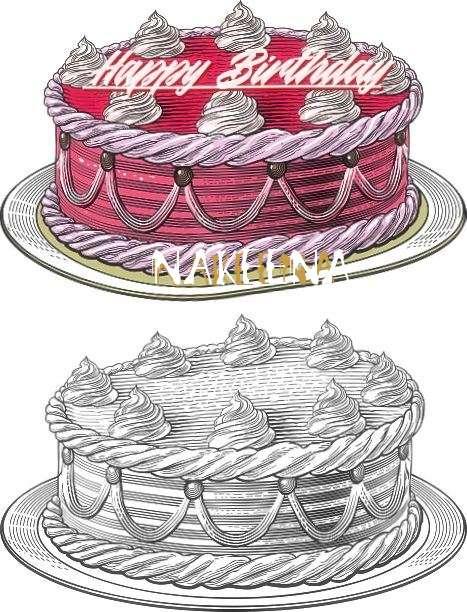 Happy Birthday Wishes for Nakeena