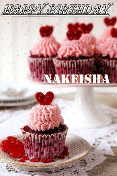Happy Birthday Wishes for Nakeisha