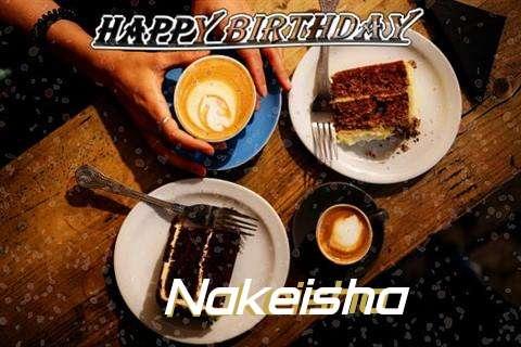 Happy Birthday to You Nakeisha