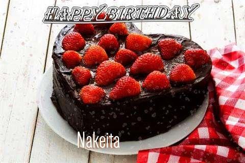 Nakeita Birthday Celebration