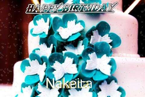 Nakeita Cakes