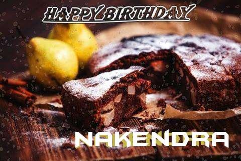 Happy Birthday to You Nakendra