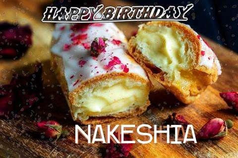 Nakeshia Cakes