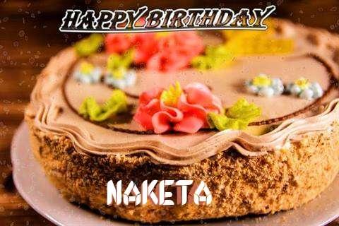 Birthday Images for Naketa