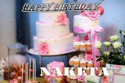 Wish Naketa