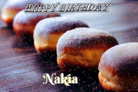Birthday Images for Nakia