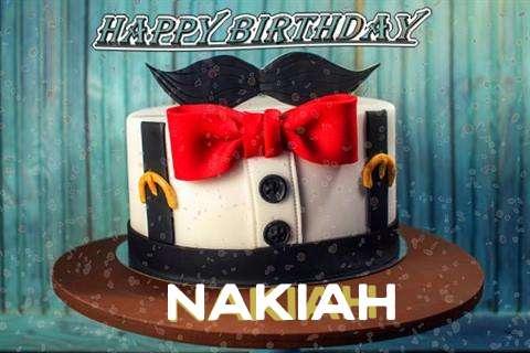Nakiah Cakes