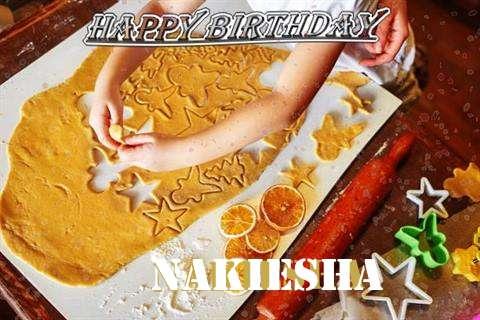 Birthday Wishes with Images of Nakiesha