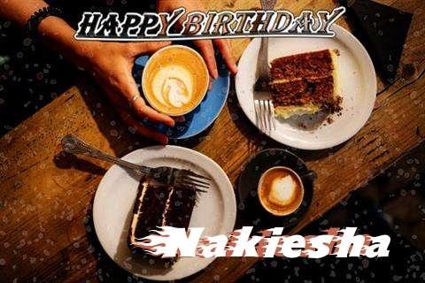 Happy Birthday to You Nakiesha
