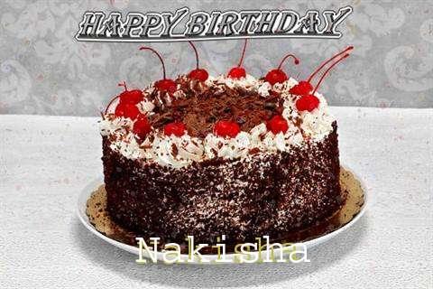 Birthday Wishes with Images of Nakisha