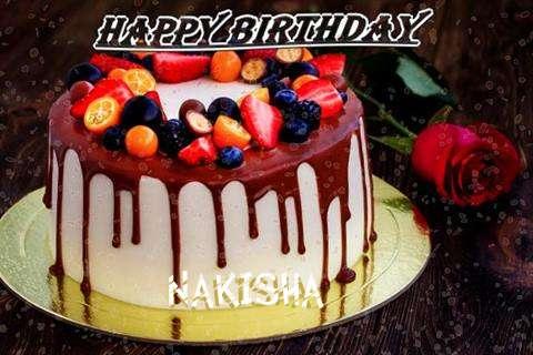 Wish Nakisha