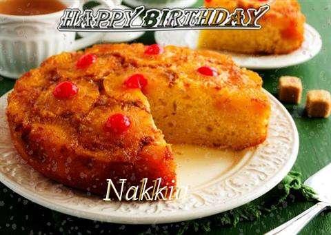 Birthday Images for Nakkia
