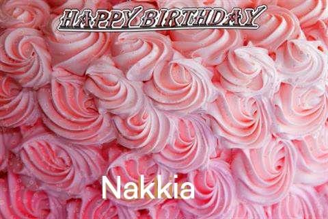 Nakkia Birthday Celebration