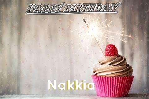 Happy Birthday to You Nakkia