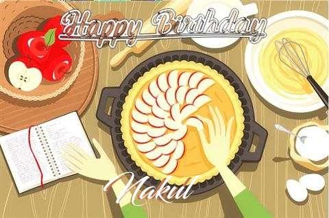 Nakul Birthday Celebration