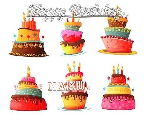 Happy Birthday to You Nakul