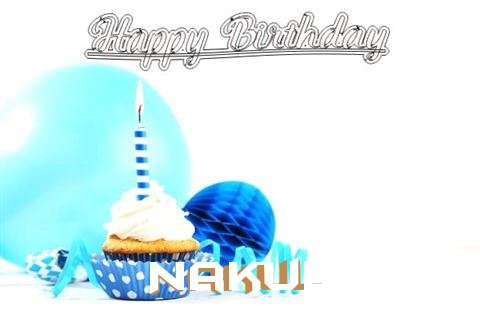 Nakul Cakes