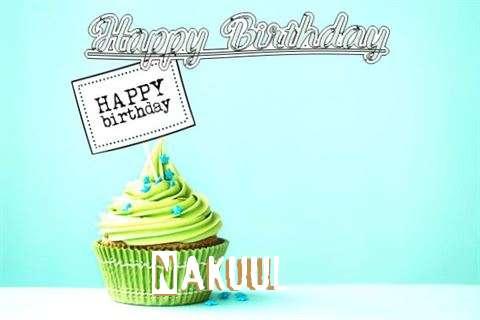 Happy Birthday to You Nakuul