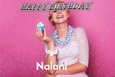 Happy Birthday Wishes for Nalani