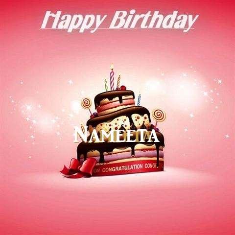 Birthday Images for Nameeta