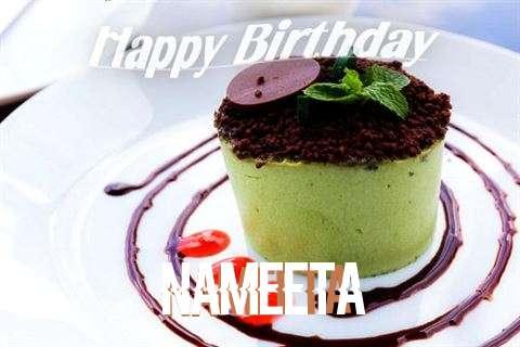 Happy Birthday to You Nameeta
