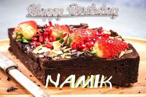Wish Namik