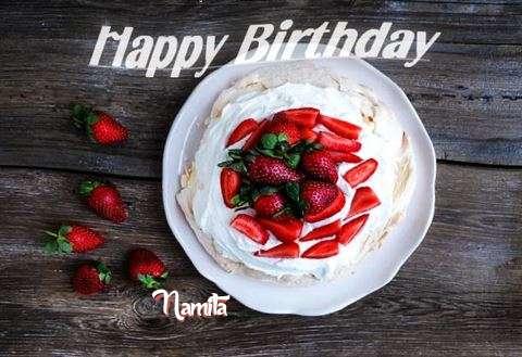 Happy Birthday to You Namita