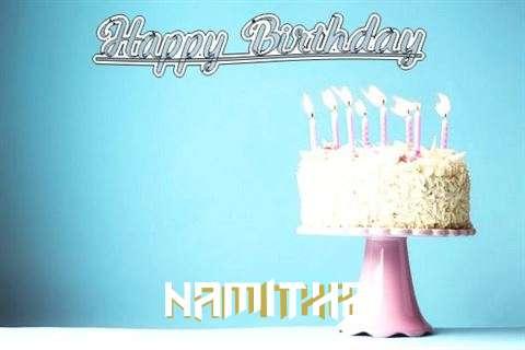 Birthday Images for Namitha