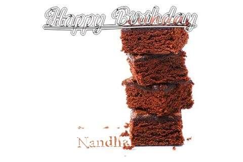 Nandha Birthday Celebration