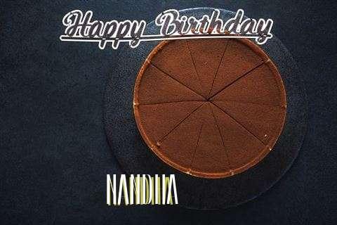 Happy Birthday to You Nandha