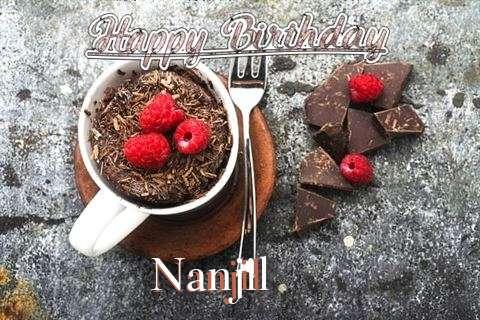 Happy Birthday Wishes for Nanjil