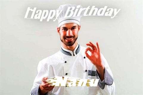Happy Birthday Nanu